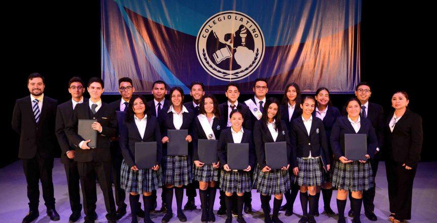Colegio Latino egresado 2019